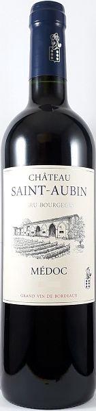 Château Saint-Aubin - Cru Bourgeois Médoc AOC - Bordeaux