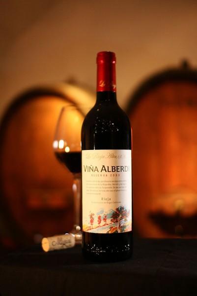 "La Rioja Alta S. A. - ""Viña Alberdi"" Reserva DOC"