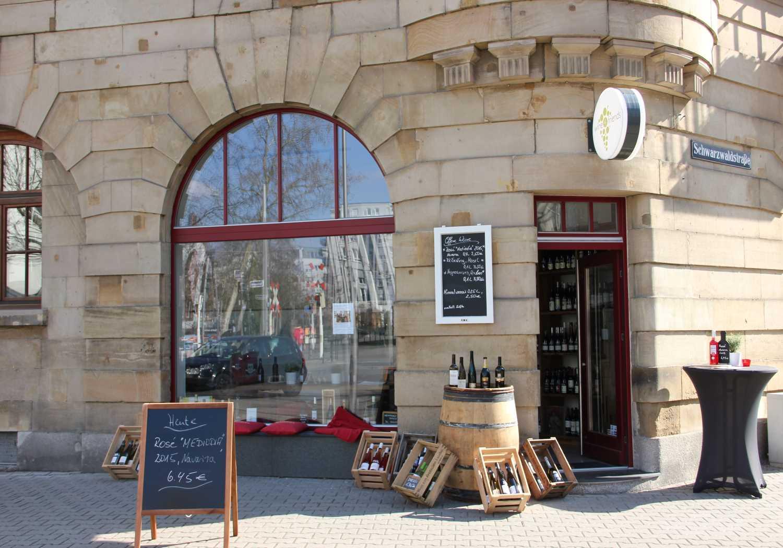 Weinladen und Vinothek wine4friends