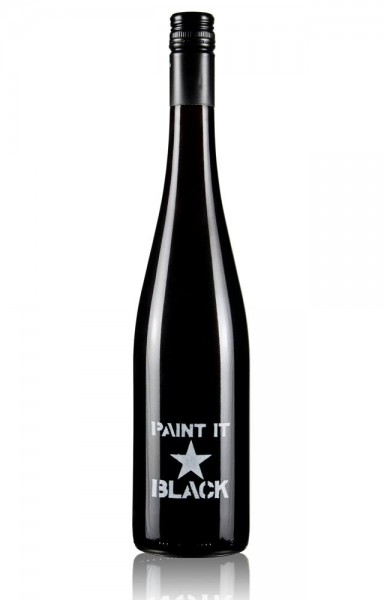 Chateau Schembs - Paint it Black Schwarzriesling - Rheinhessen