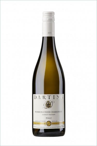 Darting - Chardonnay & Weißburgunder Kabinett trocken