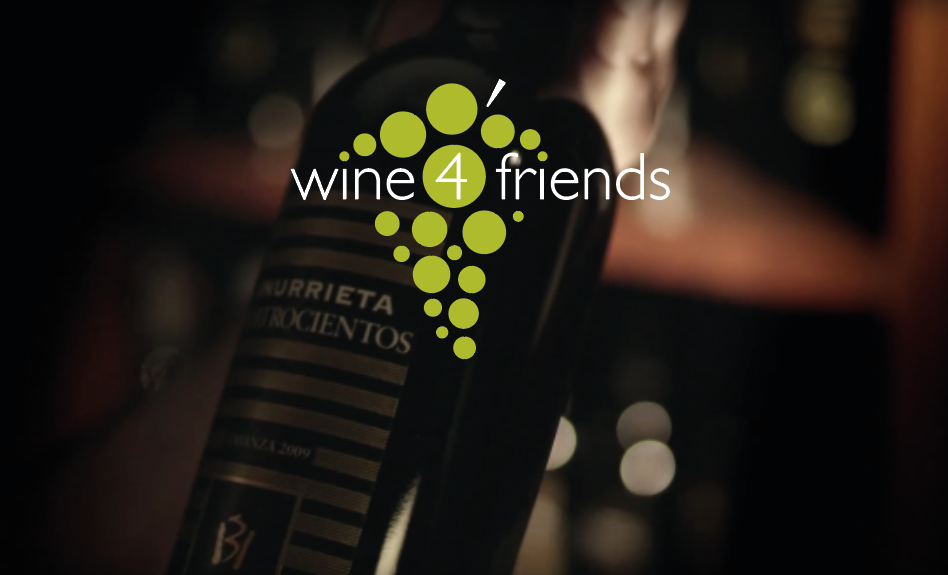 winefusion mit wine4friends & Bodega Inurrieta